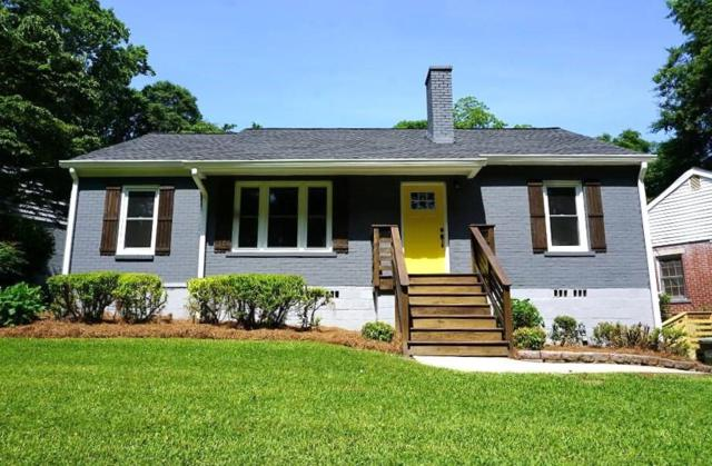684 Campbell Circle, Hapeville, GA 30354 (MLS #6553375) :: RE/MAX Paramount Properties