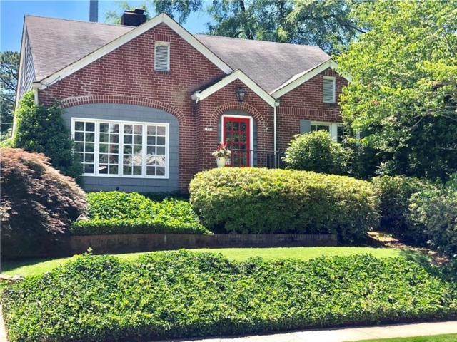1770 Flagler Avenue NE, Atlanta, GA 30309 (MLS #6553410) :: Dillard and Company Realty Group