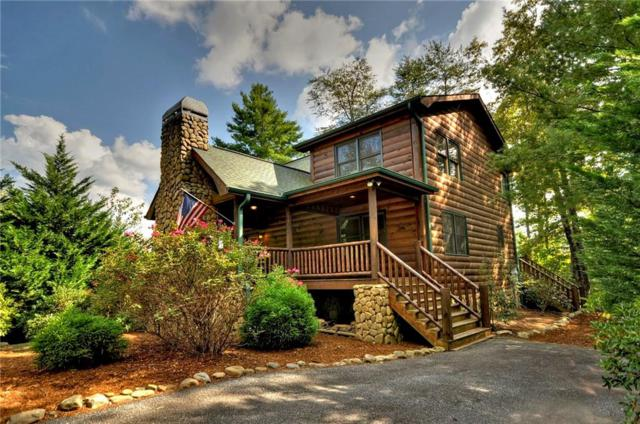 14 Sunrise Gap, Blue Ridge, GA 30513 (MLS #6553427) :: Iconic Living Real Estate Professionals
