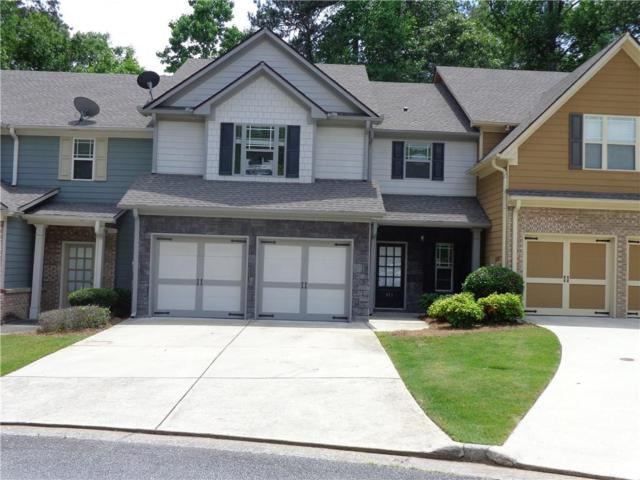 971 Brownstone Lane #18, Marietta, GA 30008 (MLS #6553597) :: Kennesaw Life Real Estate