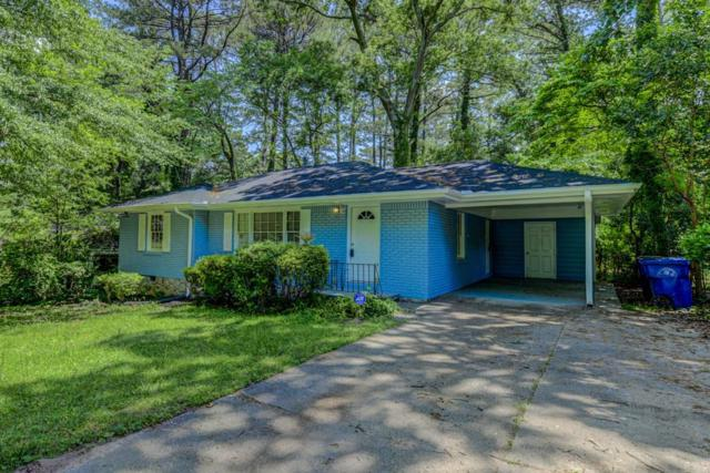 1850 Dodson Drive SW, Atlanta, GA 30311 (MLS #6553599) :: Iconic Living Real Estate Professionals