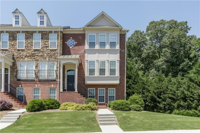 4691 Cheviot Way SE #4, Smyrna, GA 30080 (MLS #6553634) :: Kennesaw Life Real Estate