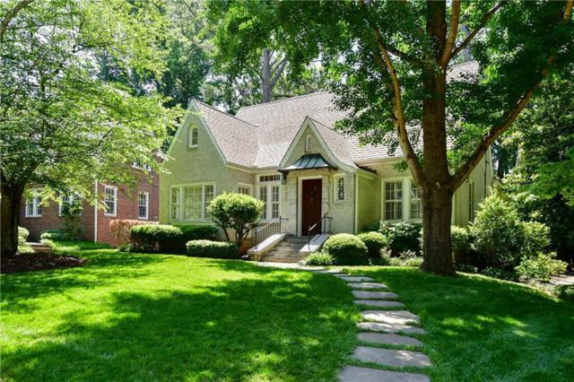 1253 Pasadena Avenue NE, Atlanta, GA 30306 (MLS #6553660) :: Dillard and Company Realty Group