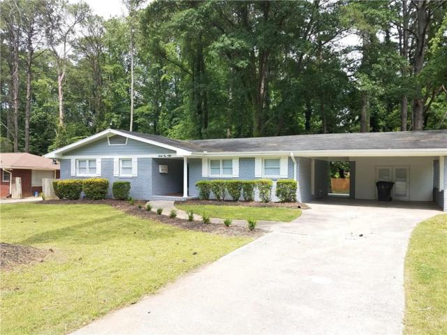 3150 Dogwood Drive, East Point, GA 30344 (MLS #6553695) :: The Zac Team @ RE/MAX Metro Atlanta