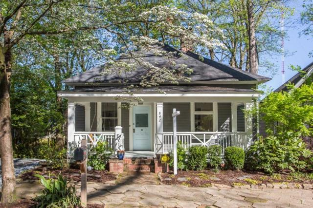 842 Virgil Street NE, Atlanta, GA 30307 (MLS #6553814) :: Dillard and Company Realty Group