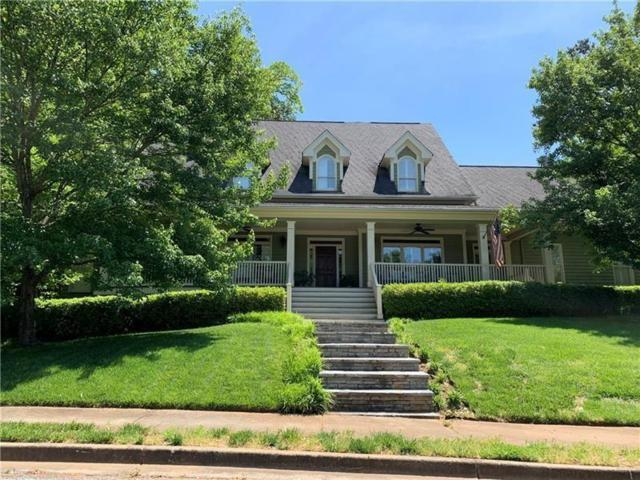 521 Ivy Place NE, Atlanta, GA 30342 (MLS #6553935) :: Iconic Living Real Estate Professionals