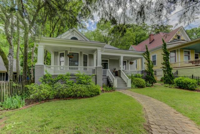 698 Boulevard SE, Atlanta, GA 30312 (MLS #6554010) :: Iconic Living Real Estate Professionals