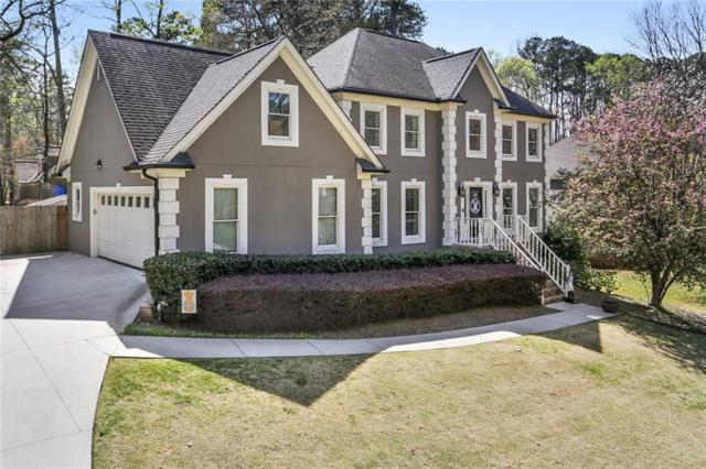 3876 Morris Court, Peachtree Corners, GA 30092 (MLS #6554018) :: Iconic Living Real Estate Professionals