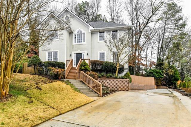 225 Glen Ivy Drive, Roswell, GA 30076 (MLS #6554035) :: The Zac Team @ RE/MAX Metro Atlanta