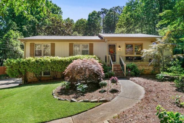 3190 Terrace Drive, Marietta, GA 30066 (MLS #6554083) :: RE/MAX Paramount Properties
