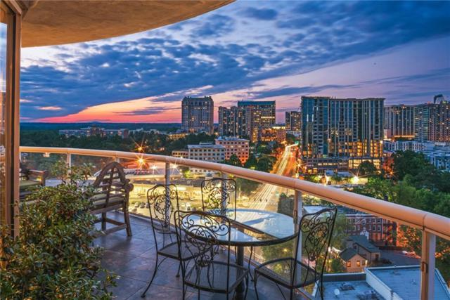 2881 Peachtree Road NE #1701, Atlanta, GA 30305 (MLS #6554110) :: The Zac Team @ RE/MAX Metro Atlanta