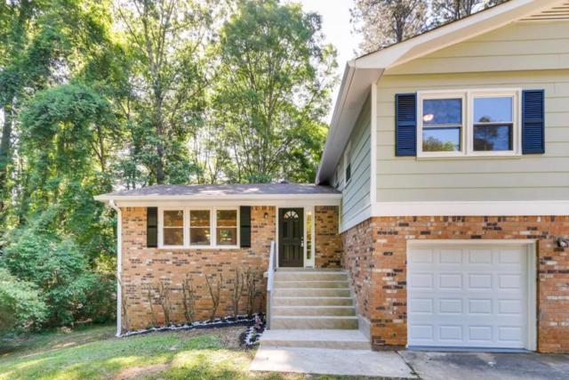 822 Corundum Court, Stone Mountain, GA 30083 (MLS #6554131) :: RE/MAX Paramount Properties