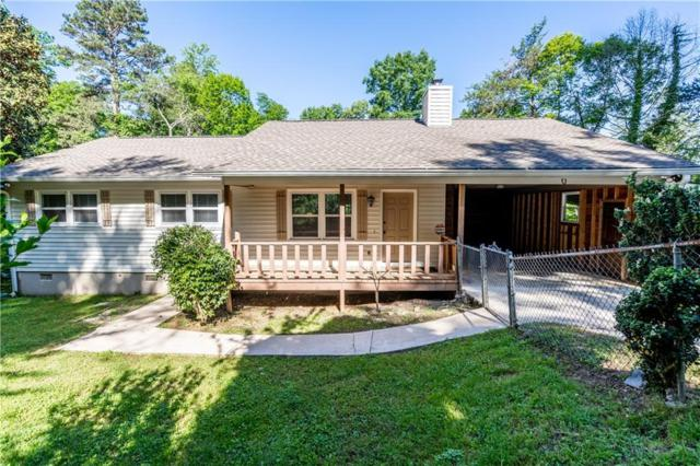 3933 Mark Trail, Gainesville, GA 30506 (MLS #6554152) :: RE/MAX Paramount Properties
