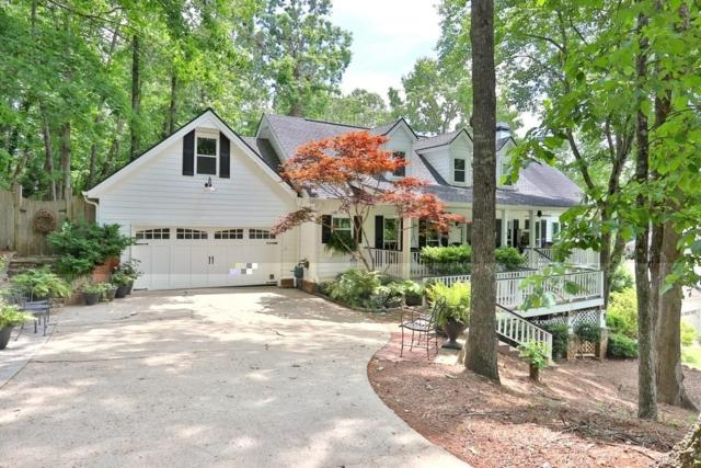 4600 Deep Creek Drive, Sugar Hill, GA 30518 (MLS #6554161) :: RE/MAX Paramount Properties