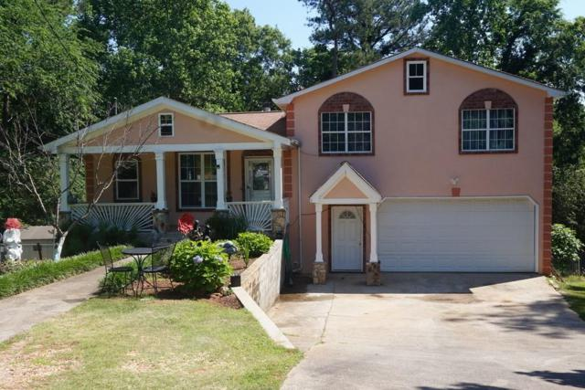 1828 NW Crestridge Circle Nw NW #1828, Conyers, GA 30012 (MLS #6554186) :: North Atlanta Home Team