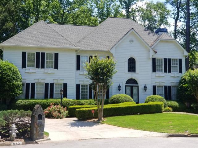 585 Vinington Court, Sandy Springs, GA 30350 (MLS #6554205) :: RE/MAX Paramount Properties