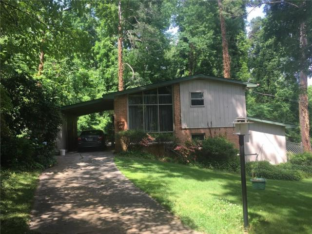1996 NE Mcjenkin Drive NE, Atlanta, GA 30345 (MLS #6554309) :: RE/MAX Paramount Properties