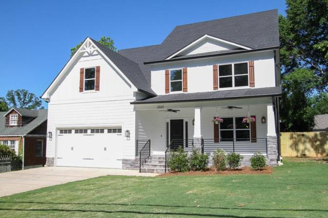 2333 Second Avenue, Decatur, GA 30032 (MLS #6554322) :: The Zac Team @ RE/MAX Metro Atlanta