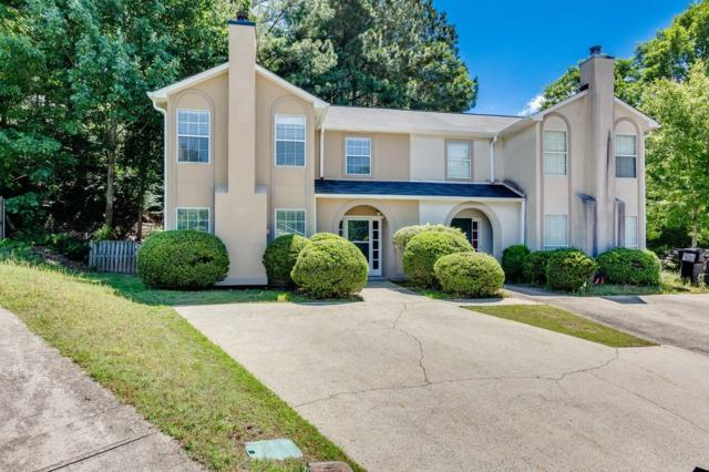 4217 Lakes End Drive NW, Kennesaw, GA 30144 (MLS #6554337) :: Kennesaw Life Real Estate