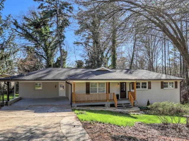 2106 Oland Circle, Marietta, GA 30066 (MLS #6554353) :: The Zac Team @ RE/MAX Metro Atlanta