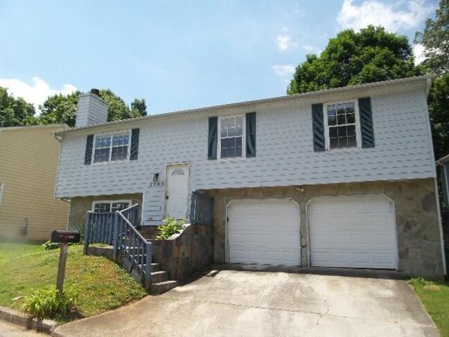 5549 Emerald Glen, Stone Mountain, GA 30088 (MLS #6554397) :: RE/MAX Paramount Properties
