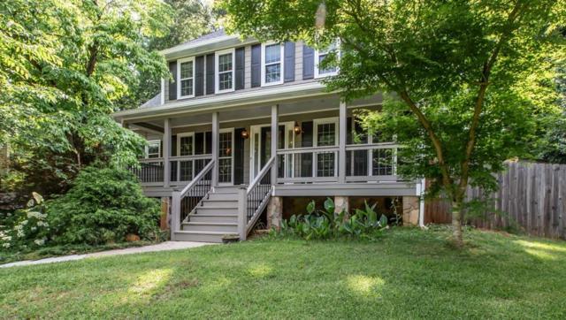 3778 Churchill Drive SW, Marietta, GA 30064 (MLS #6554410) :: Iconic Living Real Estate Professionals