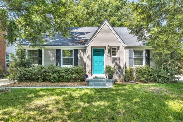 28 Candler Road NE, Atlanta, GA 30317 (MLS #6554446) :: The Zac Team @ RE/MAX Metro Atlanta