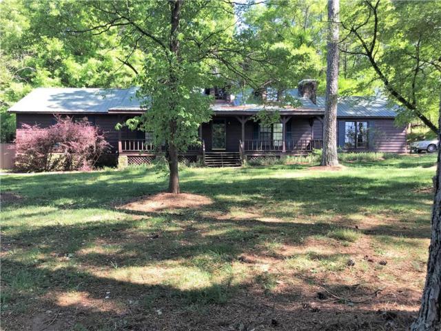 3660 Rome Road SW, Plainville, GA 30733 (MLS #6554570) :: RE/MAX Paramount Properties