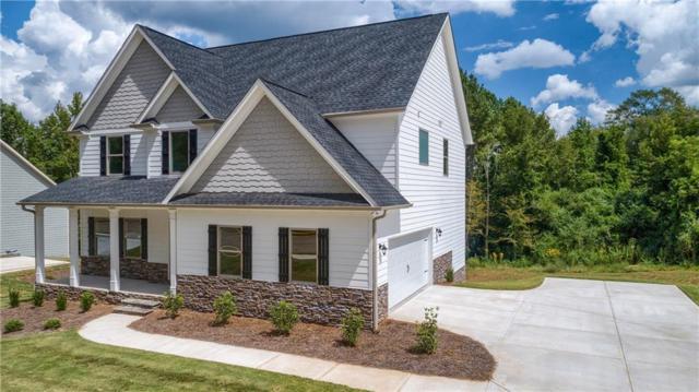 1233 Chapman Grove Lane, Monroe, GA 30656 (MLS #6554573) :: RE/MAX Paramount Properties