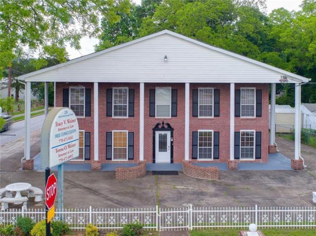 226 N Mcdonough Street, Jonesboro, GA 30236 (MLS #6554676) :: Hollingsworth & Company Real Estate