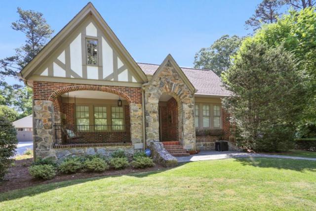 1629 N Pelham Road NE, Atlanta, GA 30324 (MLS #6554713) :: Dillard and Company Realty Group