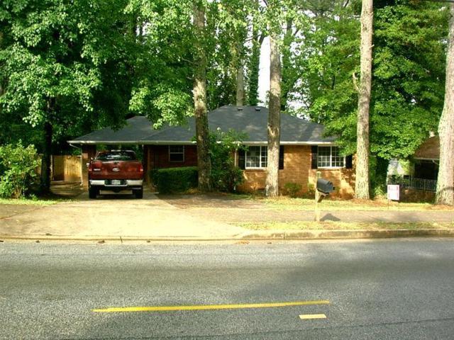 550 Hutchens Road SE, Atlanta, GA 30354 (MLS #6554728) :: Iconic Living Real Estate Professionals