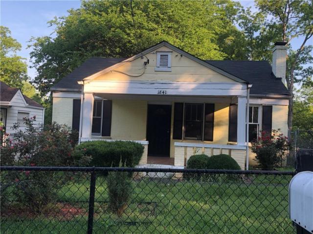 1841 Lakewood Terrace SE, Atlanta, GA 30315 (MLS #6554749) :: RE/MAX Paramount Properties