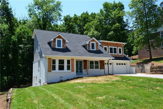 202 Hillcrest Drive, Calhoun, GA 30701 (MLS #6554757) :: RE/MAX Paramount Properties