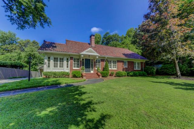 1042 Oakdale Road NE, Atlanta, GA 30307 (MLS #6554782) :: Hollingsworth & Company Real Estate