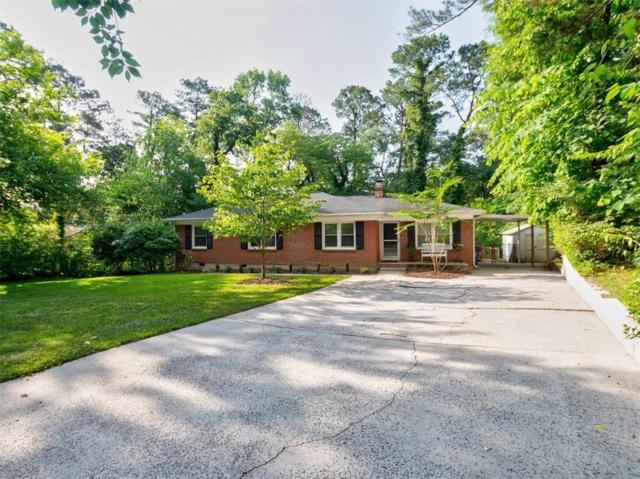 2299 Vistamont Drive, Decatur, GA 30033 (MLS #6554906) :: Rock River Realty