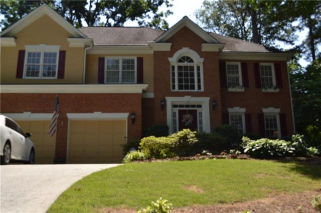 2200 Nine Oaks Drive NW, Kennesaw, GA 30152 (MLS #6554953) :: Iconic Living Real Estate Professionals