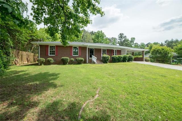 1017 Pine Lane, Lawrenceville, GA 30043 (MLS #6555009) :: Iconic Living Real Estate Professionals