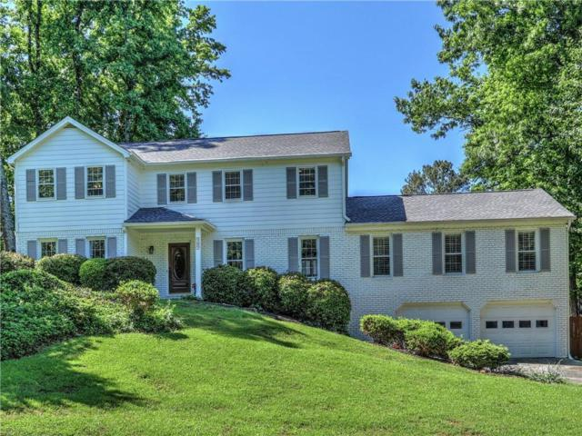 989 Hidden Hollow Drive, Marietta, GA 30068 (MLS #6555055) :: The Zac Team @ RE/MAX Metro Atlanta