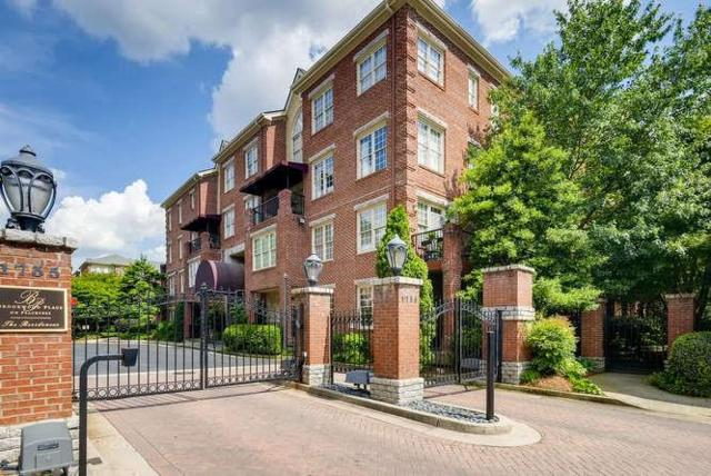 1735 Peachtree Street #329, Atlanta, GA 30309 (MLS #6555058) :: Iconic Living Real Estate Professionals