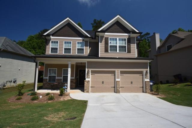 922 Ashton Park Drive SW, Mableton, GA 30126 (MLS #6555065) :: The Zac Team @ RE/MAX Metro Atlanta