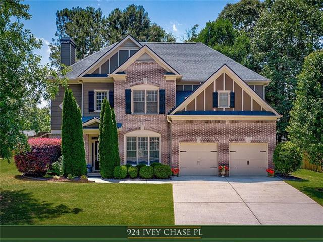 924 Ivey Chase Place, Dacula, GA 30019 (MLS #6555071) :: Iconic Living Real Estate Professionals