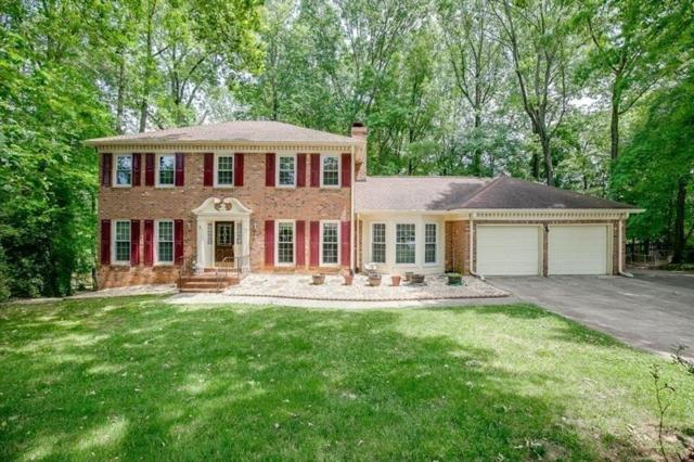 5217 Fox Hill Court, Peachtree Corners, GA 30092 (MLS #6555118) :: Iconic Living Real Estate Professionals
