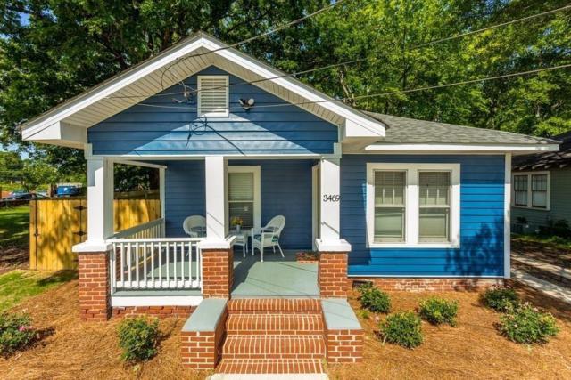 3469 Harding Avenue, Hapeville, GA 30354 (MLS #6555131) :: North Atlanta Home Team