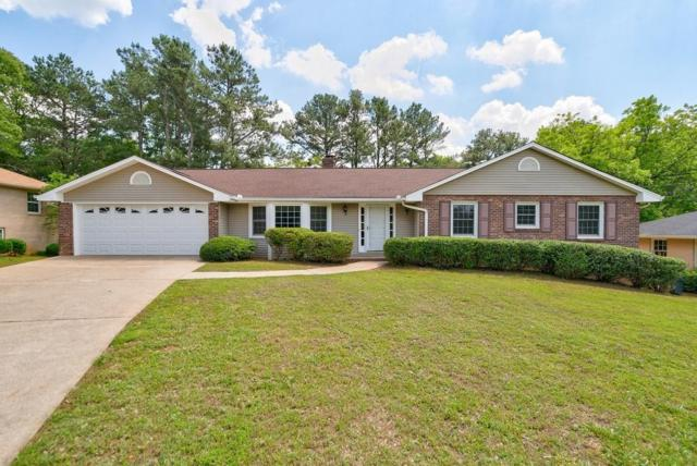 465 Rocky Creek Drive, Roswell, GA 30075 (MLS #6555147) :: Iconic Living Real Estate Professionals