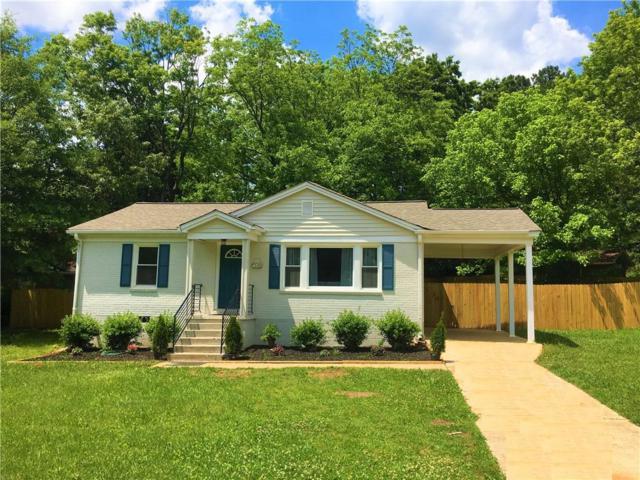 1545 Cloverdale Drive SE, Marietta, GA 30067 (MLS #6555180) :: Path & Post Real Estate