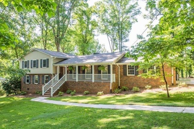 2620 Beckwith Trail SE, Marietta, GA 30068 (MLS #6555183) :: The Zac Team @ RE/MAX Metro Atlanta