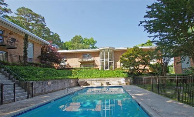 1233 Woodland Ave #2, Atlanta, GA 30324 (MLS #6555196) :: RE/MAX Paramount Properties