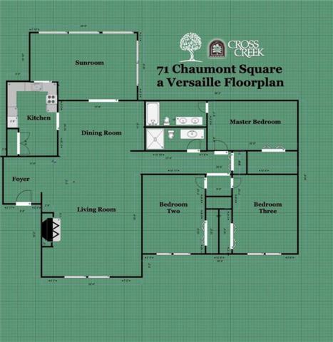 71 Chaumont Square NW, Atlanta, GA 30327 (MLS #6555237) :: The Zac Team @ RE/MAX Metro Atlanta