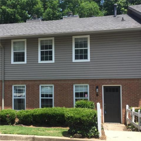 7750 Roswell Road 10D, Sandy Springs, GA 30350 (MLS #6555332) :: The Zac Team @ RE/MAX Metro Atlanta